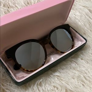 Kate Spade Abianne Sunglasses NEW